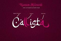 Kareem Mubarak Arabic Look Font Product Image 6