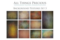 10 Fine Art BACKGROUND Textures SET 3 Product Image 1