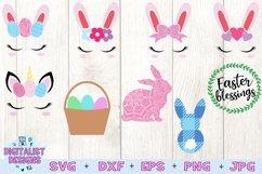 Easter Bundle SVG | Easter SVG | Easter Bunny Product Image 4