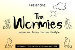 The Wormies Product Image 1