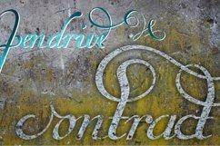 Van den Velde Script PRO Product Image 6