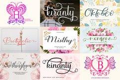 Decorative Font Bundle Product Image 4