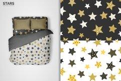 Stars Seamless Patterns Product Image 5