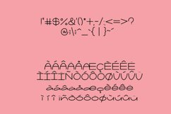 Eden Rose a Hand Lettered Font with Doodles Product Image 4