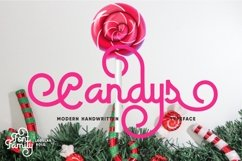 Candys Typeface 40% Off Product Image 1