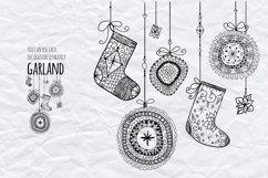 Christmas garland set vol.4 Product Image 2