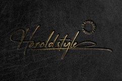 Janelotus - Signature Font Product Image 5
