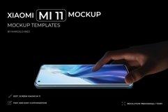 Xiaomi Mi 11 Mockup Product Image 1