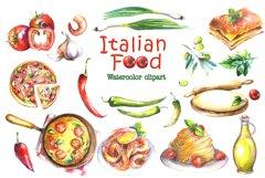 Food Watercolor Clip Art Product Image 5