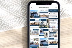 Real Estate Instagram Post Template | Canva Product Image 5