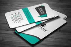 Modern Business Card Template Design Product Image 3