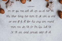 Pelargonium Font Product Image 3