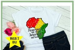 Black History Month African American History Sublimation Product Image 2