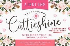 Cattieshine - Font Duo Product Image 1