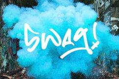 Flim Flom - Graffiti Font Product Image 3