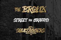 The Concrete Street Graffiti Font Product Image 6