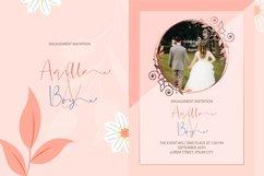 Allyena | Handwritten Script Font Product Image 5