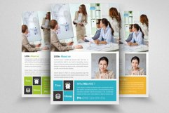 Marketing Consulting Business Flyer Template Product Image 1