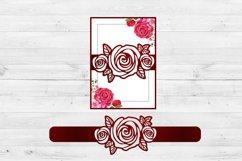 Roses wedding bundle svg Product Image 4