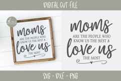 Mother's Day Bundle - 8 Designs - SVG, DXF & PNG Product Image 4