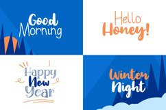 Special Winter 5 Font Product Image 6