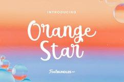 Orange Star Product Image 1