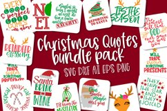 Christmas Bundle Pack - Quotes for Christmas Product Image 1