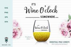 Wine lovers bundle - SVG files Product Image 2