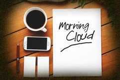 Morning Cloud Font Product Image 2