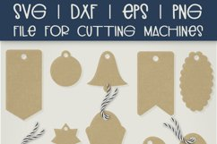 20 label tags for cutting machines Product Image 2