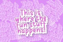 Web Font Bulias Product Image 6