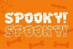 Mummified - Horror Font Product Image 4