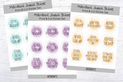 Mega Sticker Bundle #5 - Motivational Planner Stickers Product Image 4