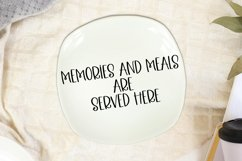 Perfect Moments - A Quirky Handlettered Font Product Image 3