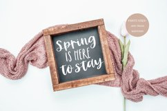 AIRY FRESH Distressed Farmhouse Font Product Image 3