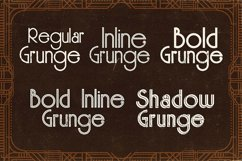 Skywalker - ArtDeco Typeface Product Image 3