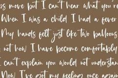 Eastwood Stylish Bold Script Font Product Image 5