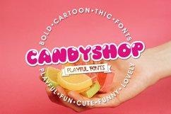 Candyshop - Playful Fonts Product Image 1