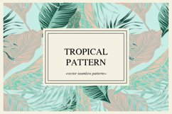 Tropical pattern Product Image 1