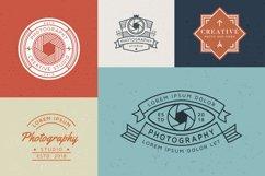 15 Premium Photography Logo Product Image 6
