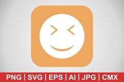 Vector Wink Icon Product Image 1