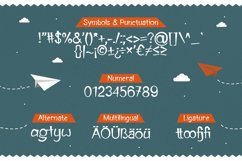 Hiccup - Adorable Playful Font Product Image 5