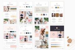 Brand Board Template Bundle Canva Product Image 4