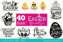 Easter Bundle SVG 40 designs Product Image 1