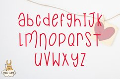 LoveFest A Cute Heart Font Product Image 4