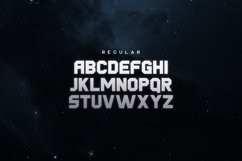 Derelict Typeface Product Image 3