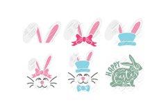 Easter SVG Bundle #2 in DXF, SVG, PNG, JPG, EPS Product Image 5
