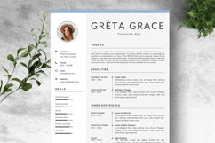 Creative Resume Template CV Product Image 1