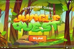 Godlike-Legends Adventure Display Font Product Image 5