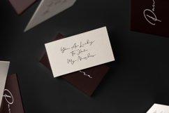 Paulina Elegance Script Font Product Image 4